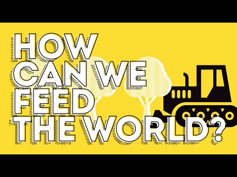 How You Can Help Feed The World - Yes You