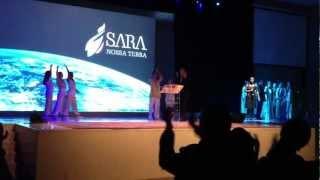 Hosanna @ Musical de Páscoa - Sara Nossa Terra