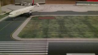 Model airport 1st video