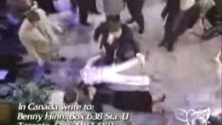 Repeat youtube video God Healed Benny Hinn's Heart Disease