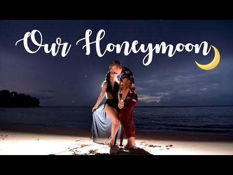 OUR HONEYMOON in Saint Lucia! || WanderBlush