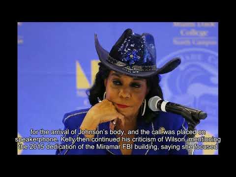 Full video of Frederica Wilson's 2015 FBI speech shows John Kelly got it wrong