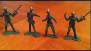 Battle of the bulge - Stop motion