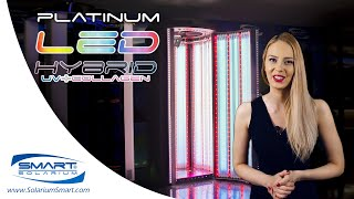 PLATINUM UV+COLLAGEN LED 2019 - Video Presentation