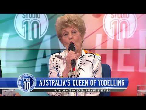 Download Youtube: Australia's Queen Of Yodelling, Mary Schneider | Studio 10