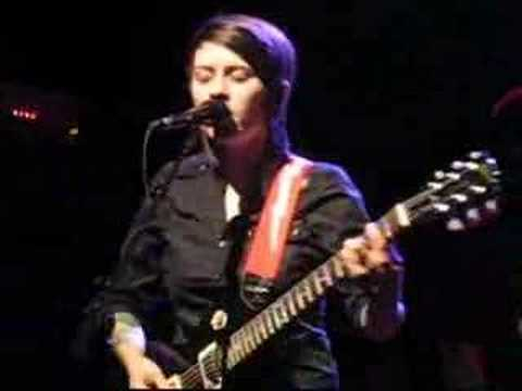 Tegan and Sara: Umbrella Cover (Music Hall TO, 2007)