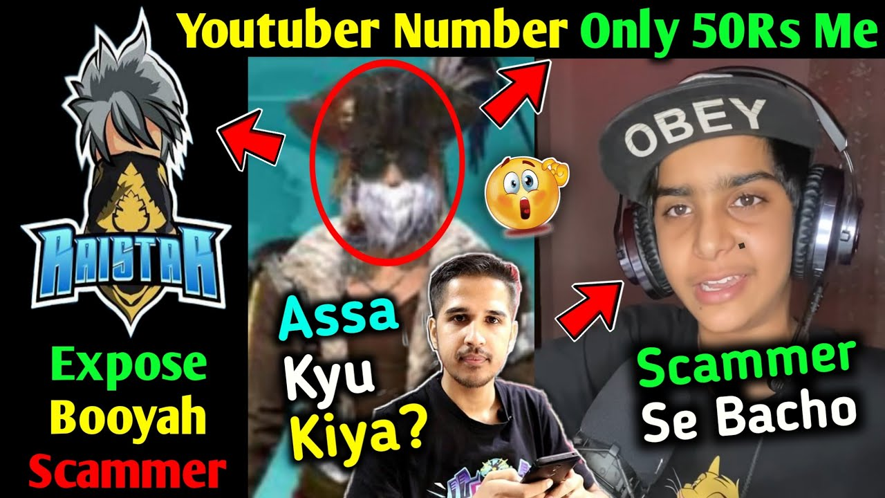 Total Gaming Reply On Not Play With Desi Gamers! 😳, Aditech & Raistar Expose SCAM 😱 YouTuber No SELL