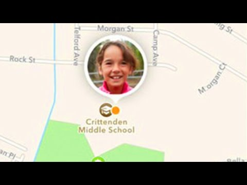 Find follow Locate your Kids , friends, family iPhone iPad iPod touch