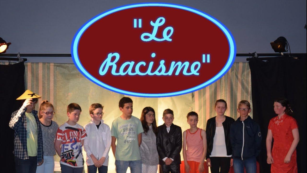 Extrait - Le Racisme - Théâtre Enfants 2016