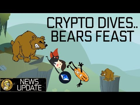 Crypto Markets Crash & US Dollar Scam – Bitcoin & Cryptocurrency News