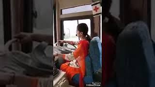 Girls driving in phari song