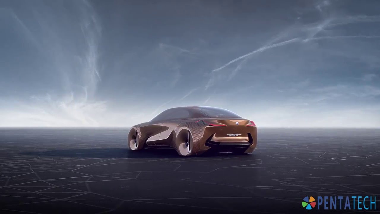 Tron Car Of Tomorrow Bmw Thinks To The Future