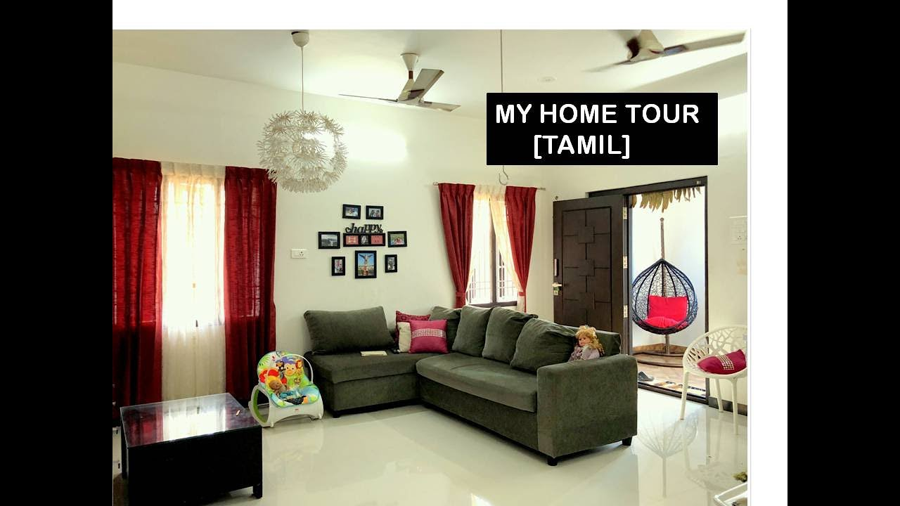 Individual house or apartment my home tour vlog tamil
