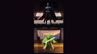 MLBB X STAR WARS: Recall Effect, Cyclops Master Yoda and Argus Darth Vader