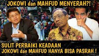 VIRAL HARI INI ~Jokowi dan Mahfud Menyerah ! Info Terkini