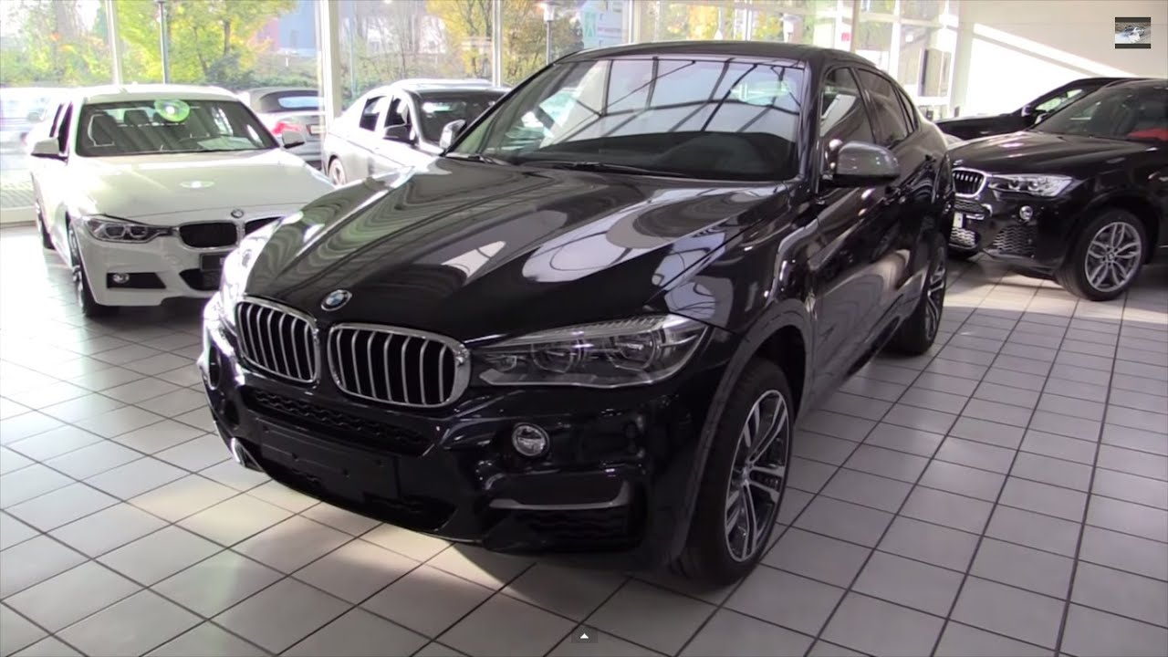 Bmw 2017 X6 Interior >> BMW X6 2015 In Depth Review Interior Exterior - YouTube