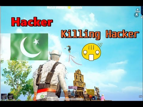 Pubg Pakistan - Hacker's are Noobs - Killing Hacker in Pubg