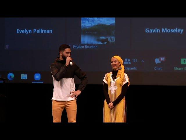 Amirah Sackett & MR MiC Virtual Residency—Beyond the Stage