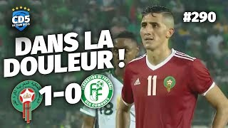 Replay #290 : Débrief Maroc vs Comores (1-0) CAN - #CD5