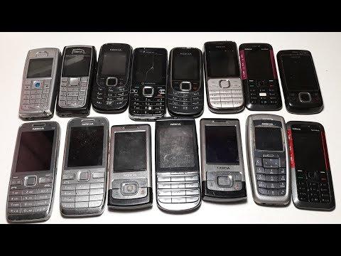 15 Retro Mobile Phone Nokia From Germany, Nokia 6600i, Nokia 5310 Express Music, Nokia E52
