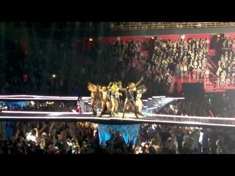 "Lady gaga ""Judas"" and ""Aura"" Stockholm 30-09-2014 Artpop Ball Tour HD"