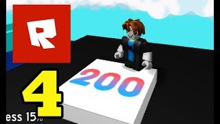 ROBLOX - Made it to 200!!! - Part 4 [MEGA FUN OBBY] Android
