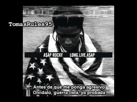 A$AP Rocky - Ghetto Symphony Subtitulado Al Español Con Gunplay & ASAP Ferg