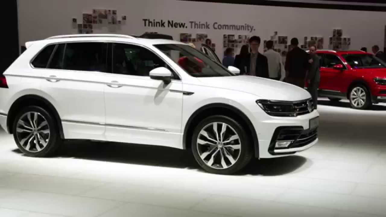 frankfurt 2015 volkswagen tiguan doovi. Black Bedroom Furniture Sets. Home Design Ideas