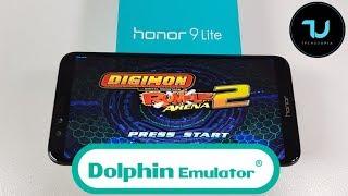 Honor 9 Lite Dolphin test/Gamecube games/Kirin 659 Gaming test/Mali T830 GPU/SOC