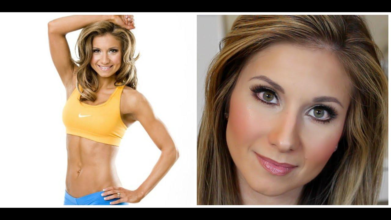 Fitness photoshoot makeup tutorial youtube fitness photoshoot makeup tutorial baditri Images
