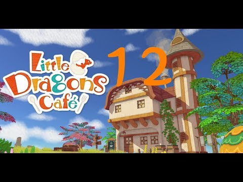 [NS] Little Dragons Café - 12 - Powerful Zucchi Meat thumbnail