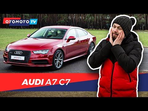 Audi A7 - Co poza wyglądem? | Test OTOMOTO TV