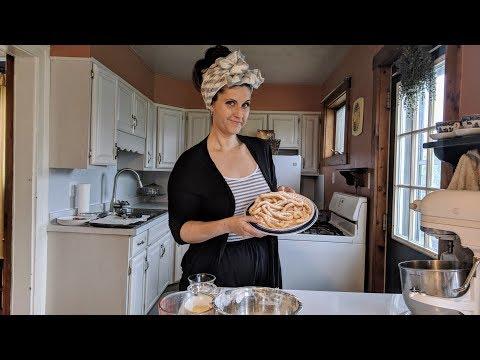 Gluten Free Funnel Cakes (vegan, Too!)