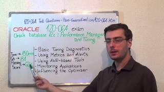 1Z0-064 – Oracle Exam Performance Management Test Tuning Questions