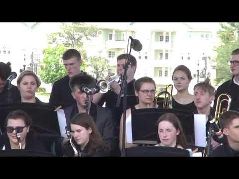 Gates Chili High School Jazz Band at Disney Springs