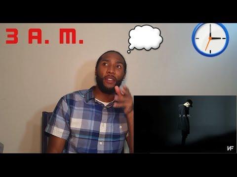 NF- 3 A.M. ( Audio Reaction )