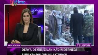 MOR BULTEN 29.12.11 şırnak uludere'de 35 sivilin öldürülmesi
