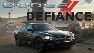 Реклама Dodge Charger и сериала
