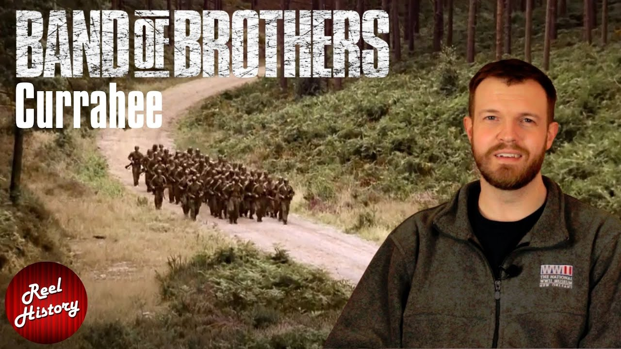 """Download History Professor Breaks Down Band of Brothers Ep. 1 """"Currahee"""" / Reel History (Re-Upload)"""