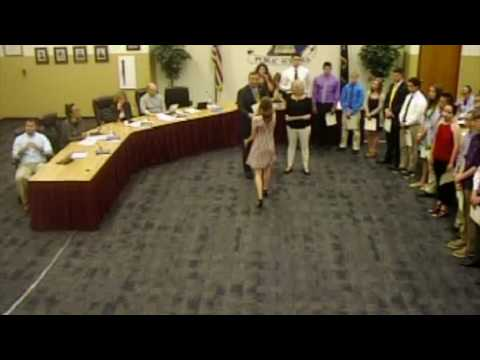 May 22, 2017 Board of Education Meeting