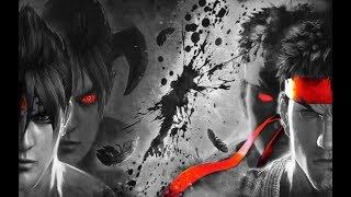 Jin Kazama Vs Ryu (Arcade Mode) Evil Vs Devil