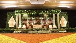 Dekorasi Pelaminan Murah Gedung Pernikahan Resepsi Sasana Kriya Tmii