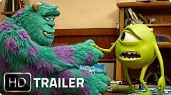 DIE MONSTER UNI Extended Trailer 2 German Deutsch HD 2013