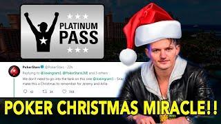 Pokerstars Offered Me $30k Platinum Pass But I RAISED....