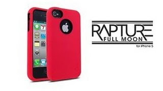 Protective iPhone Cases: Rapture Full Moon Series