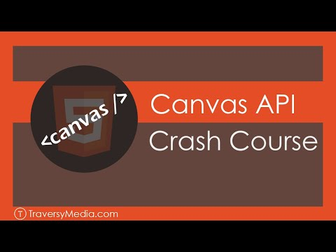 HTML5 Canvas API