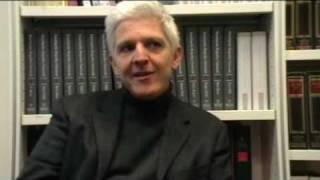 Videointervista a Massimo Bray,  Direttore Editoriale Treccani