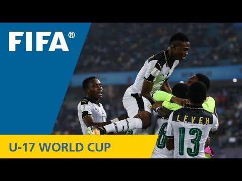 Match 25: Ghana v India – FIFA U17 World Cup India 2017