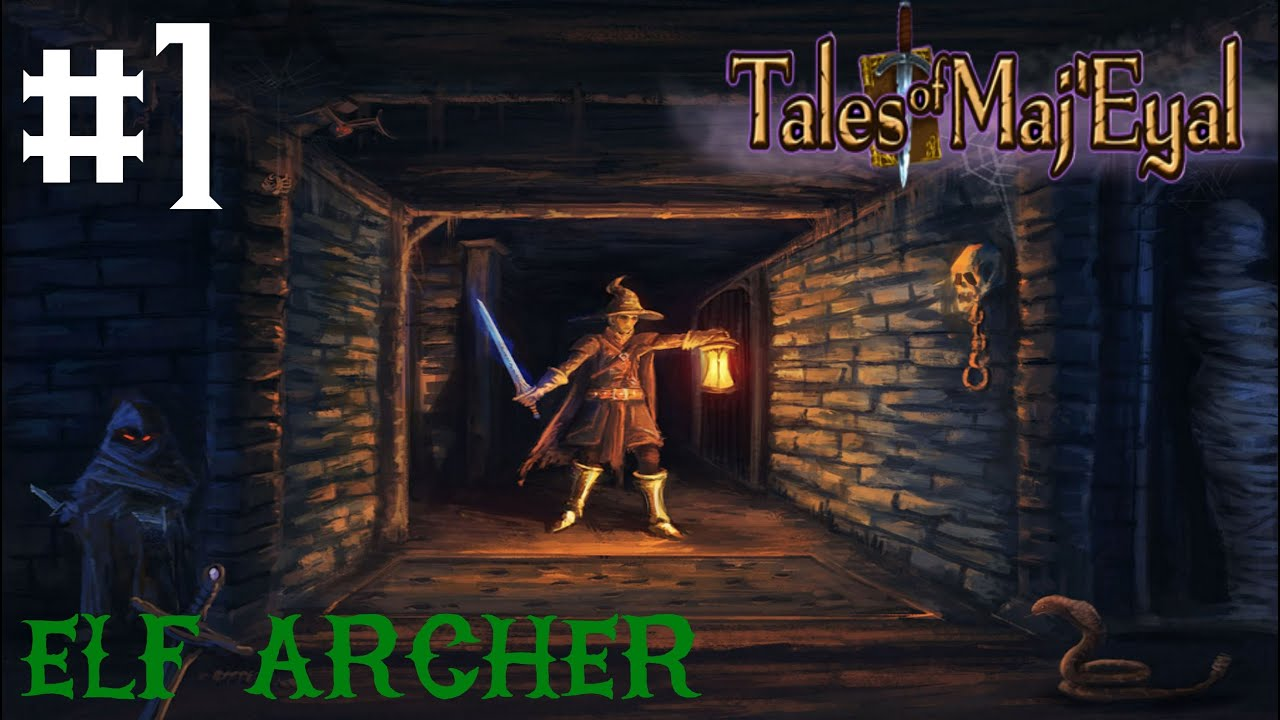 Welcome to Middle Earf - Let's Play Tales of Maj'eyal ...