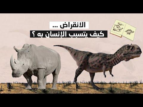 الانقراض ... كيف يتسبب الإنسان به ؟